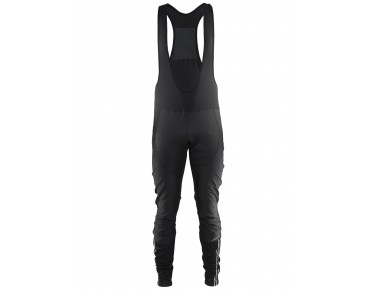 CRAFT VELO thermal windbreaker bib tights black