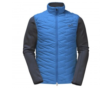 Jack Wolfskin ICY TRAIL 3in1 winter jacket brilliant blue