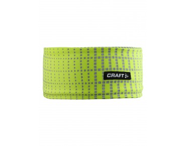 CRAFT BRILLIANT 2.0 headband flumino/silver