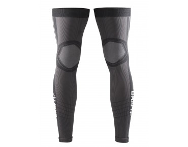CRAFT 3D SEAMLESS leg warmers black