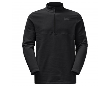 Jack Wolfskin GECKO fleece shirt black