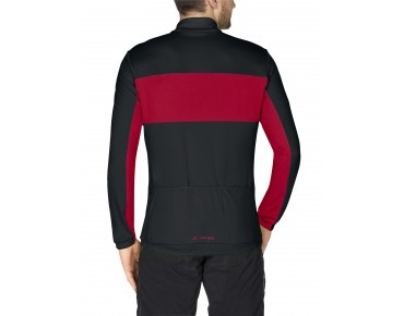 VAUDE MATERA III long-sleeved jersey black