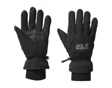 Jack Wolfskin FLEXSHIELD BASIC gloves black