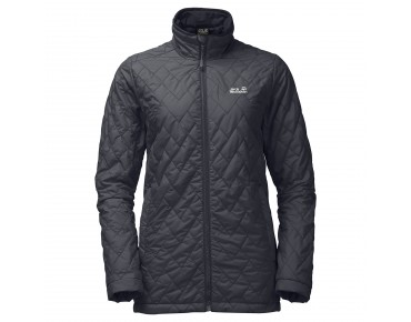 Jack Wolfskin VIKING SKY 3in1 Damen Winterjacke grey haze