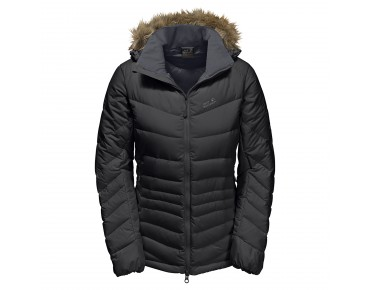 Jack Wolfskin SELENIUM BAY women's winter jacket black