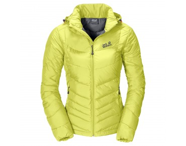 Jack Wolfskin SELENIUM women's winter jacket bright absinth