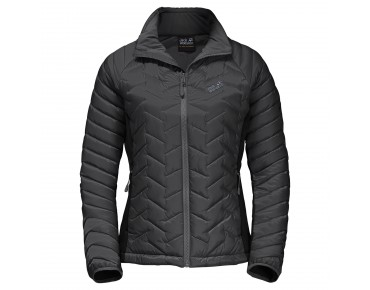 Jack Wolfskin ICY WATER women's winter jacket black