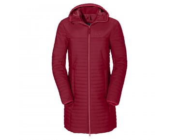 Jack Wolfskin CLARENVILLE women's jacket indian red