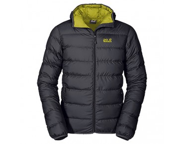 Jack Wolfskin HELIUM winter jacket ebony