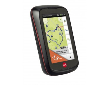 Falk Tiger Geo navigation device incl. basic map Plus