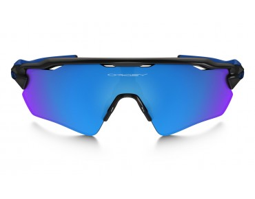 OAKLEY RADAR EV Path Sportbrille polished black w/sapphire iridium