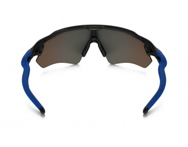 OAKLEY RADAR EV Path sports glasses polished black w/sapphire iridium