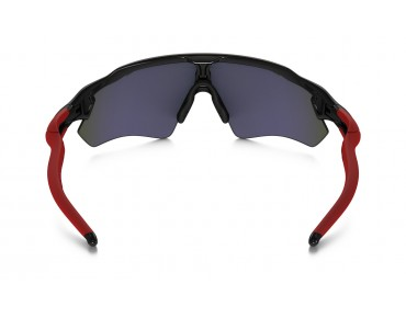 OAKLEY RADAR EV Path sports glasses polished black w/positiv red iridium
