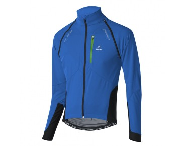 Löffler SAN REMO GORE WINDSTOPPER SOFTSHELL LIGHT Zip-off-Jacke tiefblau