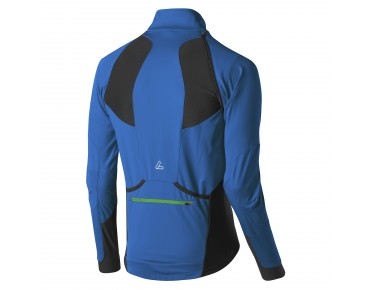 Löffler SAN REMO GORE WINDSTOPPER SOFTSHELL LIGHT zip-off jacket deep blue