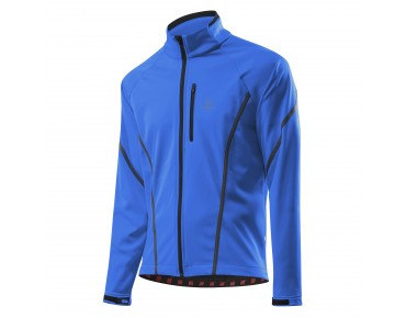 Löffler GORE WINDSTOPPER SOFTSHELL WARM jacket deep blue