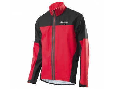 Löffler GTX ACTIVE CF GORE TEX ACTIVE Jacke red