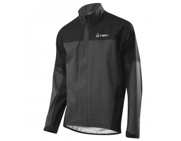 Löffler GTX ACTIVE CF GORE TEX ACTIVE jacket charcoal