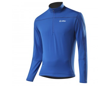 Löffler CASUAL HZ thermo long-sleeved jersey navy
