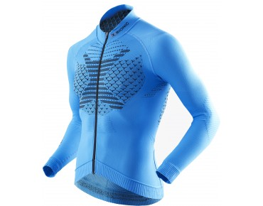 X BIONIC X-BIONIC TWYCE OW long-sleeved jersey french blue/black