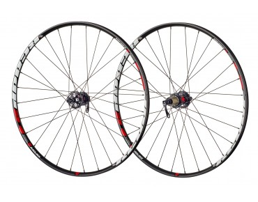 Black Jack Ready 21 Disc MTB wheels schwarz