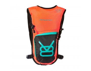 YDR 4.4 hydration pack incl. 1,5 L bladder orange/black