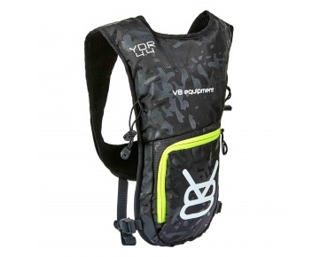 YDR 4.4 hydration pack incl. 1,5 L bladder camo/black