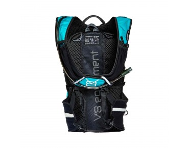 V8 FRD 11.1 backpack turquoise/black