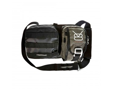 V8 URB 2.1 messenger bag khaki/black