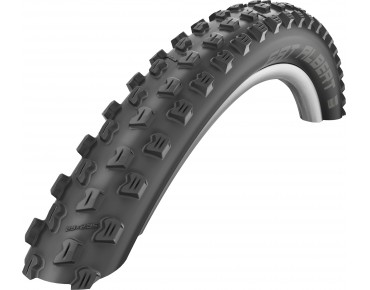 Schwalbe FAT ALBERT FRONT Evolution Line MTB tyre HS477, folding tyre black