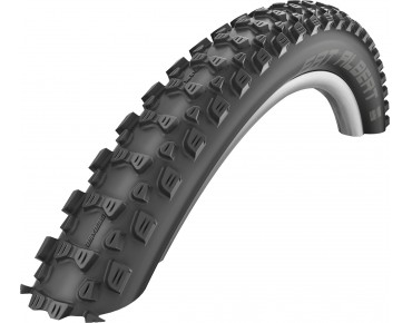 Schwalbe FAT ALBERT REAR Evolution Line MTB tyre HS 478, folding tyre black