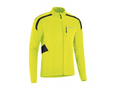 GONSO DEREK softshell jacket safety yellow