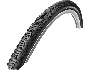 Schwalbe CX COMP Active Line trekking tyre and cross tyre HS 258, clincher tyre black