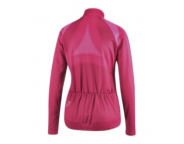 GONSO LEVETTE V2 thermal long-sleeved jersey for women sangria