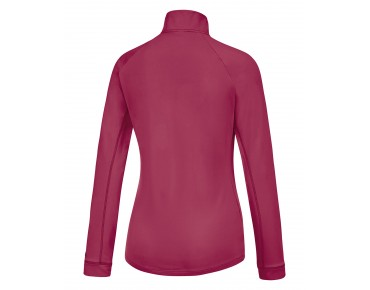 GONSO ANTJE women's thermal active shirt sangria