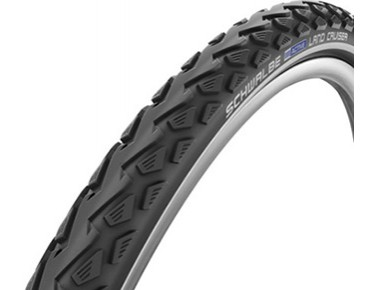 Schwalbe LAND CRUISER PLUS Active Line tyre HS 450, clincher tyre black