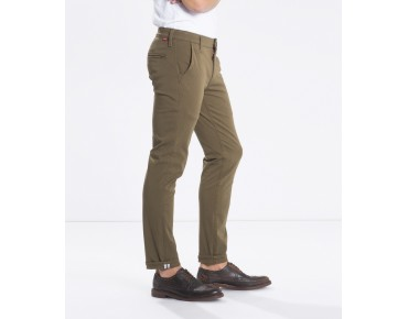 Levi´s COMMUTER 511 chino trousers dark moss