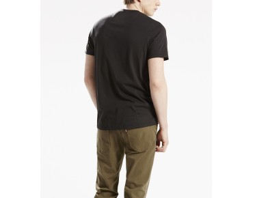 Levi´s LEVI'S COMMUTER DROP HEM t-shirt sunset