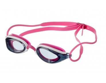 Zoggs Fusion Air Women's Fitness swimming goggles pink/Scheibe smoke