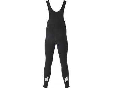 SHIMANO THERMAL winter bib tights black
