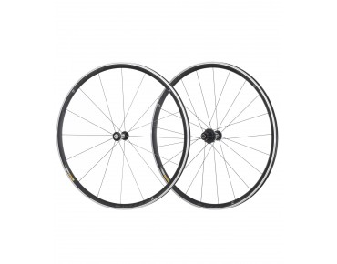 "Citec 3000S Aero 28""/700C road wheels black/black"