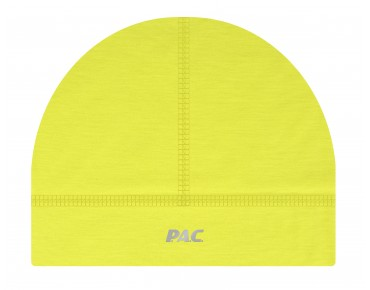 P.A.C. ORIGINAL hat day-glo yellow