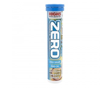 High5 Zero/Zero Xtreme/Zero Neutral Brausetabletten tropical