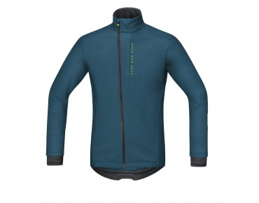 GORE BIKE WEAR POWER TRAIL WS SO jacket ink blue