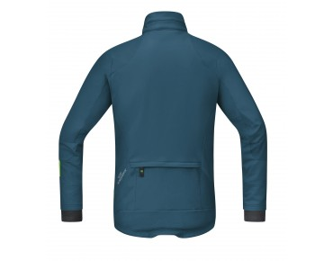 GORE BIKE WEAR POWER TRAIL WS SO Jacke ink blue