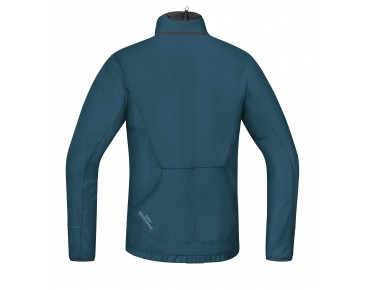 GORE BIKE WEAR POWER TRAIL WS SO thermal jacket ink blue