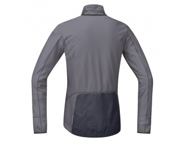 GORE BIKE WEAR POWER TRAIL Thermo Langarmtrikot asteroid grey/graphite grey