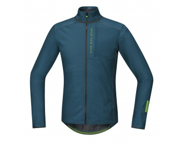 GORE BIKE WEAR POWER TRAIL Thermo Langarmtrikot ink blue