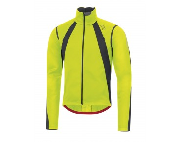 GORE BIKE WEAR OXYGEN GWS Jacke neon yellow/black