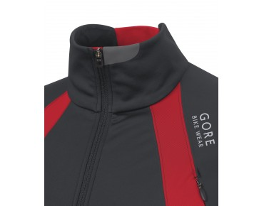 GORE BIKE WEAR OXYGEN GWS Jacke black/red